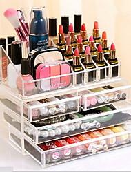 Rangement pour Maquillage Transparents Autre 20*10*12 Femme