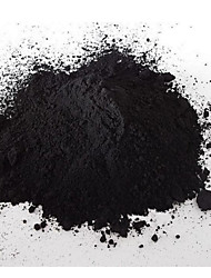 250G Black Color Hot Selling Bamboo Charcoal Powder Diy Materials For Skin Care Makeup Soap Powder