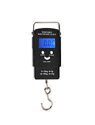HiUmi 110lb/50kg Electronic Balance Digital Fishing Hanging Hook Scale with Large Backlight LCD Display