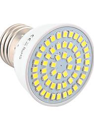 5W E26/E27 Faretti LED MR16 54 SMD 2835 400-500 lm Bianco caldo Luce fredda Decorativo V 1 pezzo