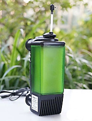 Aquarium Filter Energy Saving 10W 600L/H AC 220-240V