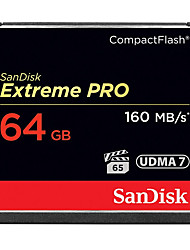 Sandisk 64GB Compact Flash CF Card memory card Extreme PRO 1067X UDMA7
