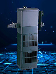 Aquarium Filtre D'air Plastique AC 220-240V