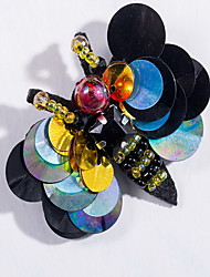 Brooches Bowknot Alloy Multi Color Animal Design Jewelry Daily