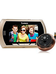 Danmini Smart Digital Door Viewer Peephole Camera Color Screen Night Vision