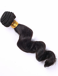 high quality!100% human virgin hair Natural Color Hair Weaves Body Wave 8-26inch for women