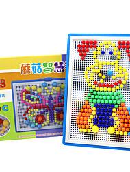 Kit de Bricolage Blocs de Construction Puzzles 3D Accessoires de Célébrations Déco de Fête Jouet Educatif Jouets de Noël Jouets Pour