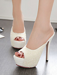 Sandals Spring Summer Fall Club Shoes Glitter Wedding Party & Evening Dress Sequin