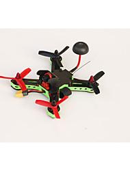 Drone 8CH 3 Eixos 2.4G Com Câmera Quadcópero com CR FPV Quadcóptero RC Câmera Hélices Manual Do Usuário