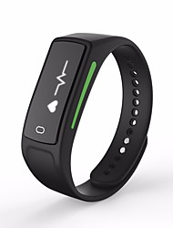 Smart Bracelet Android Windows Phone Microsoft WindowsWater Resistant / Water Proof Long Standby Pedometers Health Care Heart Rate