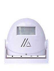 sistema de alarma de advertencia timbre de la puerta del sensor de movimiento del IR