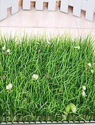 1 Branch Plastic Fiber Grass