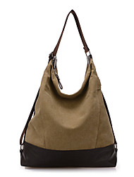 Women Canvas Sports Casual Outdoor Office & Career Professioanl Use Shoulder Bag