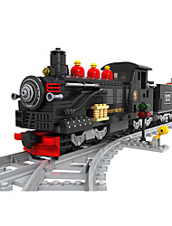 Stress Relievers For Gift  Building Blocks Model & Building Toy Train ABS 5 to 7 Years 8 to 13 Years Black Toys