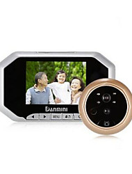 Danmini YB - 35AHD - M Digital Peephole Viewer 3.5 inch TFT Motion Detection