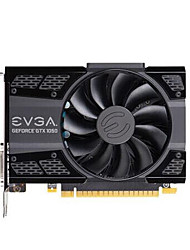 EVGA Video Graphics Card GTX1050 EVGA GTX1050 2G GAMING ACX2.0 1455MHz/7008MHz2GB/128 bit GDDR5