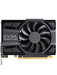 EVGA видео видеокарта EVGA gtx1050 gtx1050 2g игровой acx2.0 1455mhz / 7008mhz2gb / 128 бит GDDR5