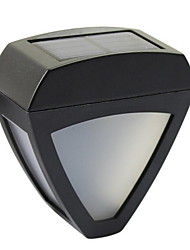 Solar Triangular Heart Wall Lamp