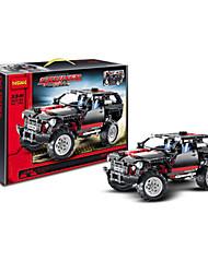Bausteine Für Geschenk Bausteine Model & Building Toy LKW Plastik 2 bis 4 Jahre 5 bis 7 Jahre 8 bis 13 Jahre 14 Jahre & mehr Schwarz