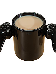 Novelty Drinkware, 350 ml Game Console Style Boyfriend Gift Ceramic Milk Coffee Mug