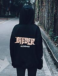 знак Guijiang эксклюзивные пользовательские черно-белой печати плюс толстый бархат вышитые свитер майами