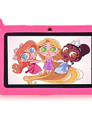 7 дюймов Дети Tablet (Android 4.4 1280*800 Quad Core 512MB RAM 8GB ROM)