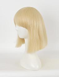 bonne qualité perruques synthétiques blonds bon marché Blonds femmes hétéros perruques sexy