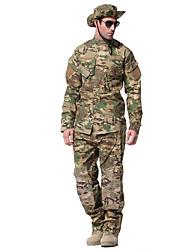 Unisexe Ensemble de Vêtements/Tenus Chasse Pare-vent Confortable Printemps Automne Hiver