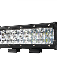 90W 5D Waterproof IP68  Led Light Bar Flood Beam Off Road Light Off road 4WD Truck Boat Car ATV UTE