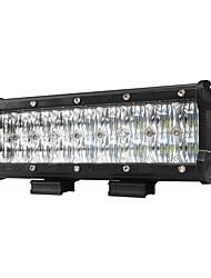 90w IP68 étanche 5d conduit faisceau barre d'inondation de lumière de la lumière de route bateau camion 4wd voiture de route atv ute off