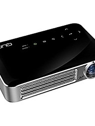 Qumi Q6 DLP WXGA (1280x800) Projecteur,LED 800 DLP Mini HD Android 3D Projecteur