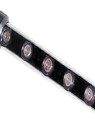 Aquarium LED Lighting Change With Switch(es) Energy Saving LED Lamp 220V