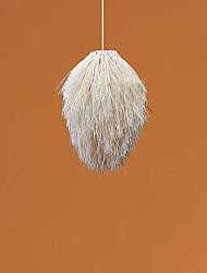 12 Подвесные лампы ,  Шары Дерево Особенность for Мини Смола Столовая Кабинет/Офис Детская Прихожая Коридор