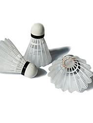 3pcs Badminton Volants Etanche Durable pour Nylon