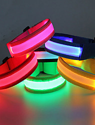 LED Running Armband Glow Belt Waterproof for Camping/Hiking/Caving Cycling/Bike Outdoor-