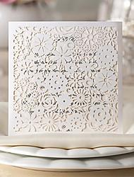Personalizado Embrulhado e de Bolso Convites de casamentoConvites para Chá de Casada Convites para Festas de Noivado Bachelorette Party
