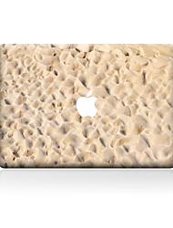 For MacBook Air 11 13/Pro13 15/Pro with Retina13 15/MacBook12 Sand Decorative Skin Sticker