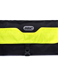GOX Travel Bag for Unisex Travel Storage Fabric-Orange Yellow Blue