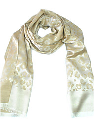New Korean Version Of Shawl Double With Long Female National Style Jacquard Cotton Shawl