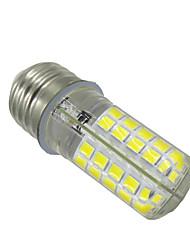 5W E14 G9 BA15D E26/E27 LED à Double Broches T 80 SMD 5730 400-500 lm Blanc Chaud Blanc Froid Gradable Décorative V 1 pièce