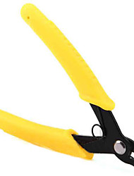 Electrician Wire Cutter Cutting Pliers - YELLOW