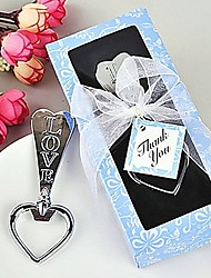 Key to my Heart Bottle Opener Wedding Favor Beter Gifts®Life Style