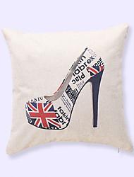 1 pcs Brocade Linen Pillow CaseNovelty Modern/Contemporary Casual