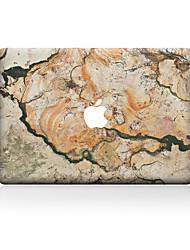 For MacBook Air 11 13/Pro13 15/Pro with Retina13 15/MacBook12  Marble Decorative Skin Sticker