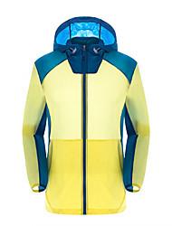 Unisex Softshell Jacken Radsport/Fahhrad Laufen Komfortabel Frühling Sommer