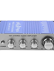 HY - 2002 Hi-Fi Car Stereo Audio Amplifier