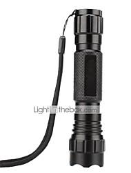 U'King ZQ-X939G 3W Cree XPE 1500LM Flashlight Torch