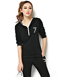 Sports suit spring and autumn influx of new female casual wear comfortable sportswear suit