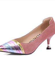 festa de sapatos de couro clube saltos verão das mulheres&vestido de noite