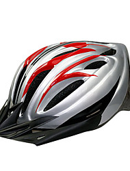 Sports Unisex Bike Helmet 17 Vents Cycling Cycling Mountain Cycling Road Cycling Recreational Cycling Hiking Climbing PC EPSYellow Red